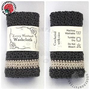 Free Crochet Washcloth Pattern