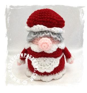 Eve's Half Pinny Free Crochet Pattern