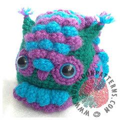Free Owl Crochet Pattern