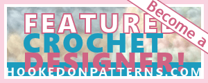 GUEST FEATURED CROCHET DESIGNER