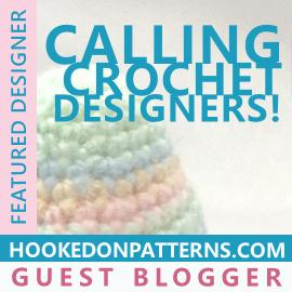 Guest Blogger Crochet