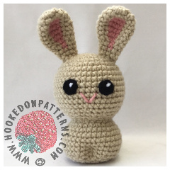 Kawaii Crochet Bunny Pattern