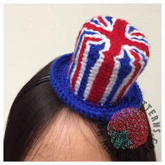 Free Union Jack Crochet Pattern
