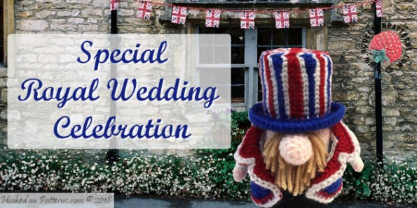 Royal Wedding Celebration Gonk Special