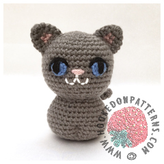 Free Crochet Cat Pattern