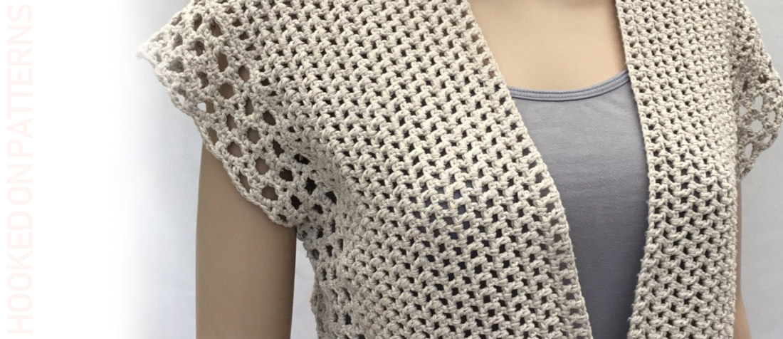 Leora Sumer Top Crochet Pattern Post