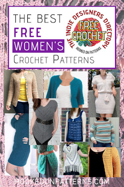 Free Women's Crochet Patterns