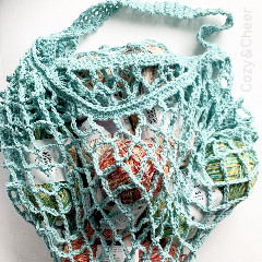 Decatur Market Bag Crochet Pattern