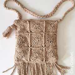 Festival Bag Crochet Pattern