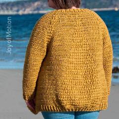 Free Crochet Cardigan Patterns: Flavus Cardigan Crochet Pattern