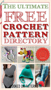 Indie Crochet Designers Directory Hooked On Patterns