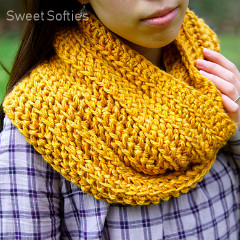 Kana Wanderers Cowl Free Crochet Pattern