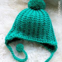 Kidult Hat Crochet Pattern