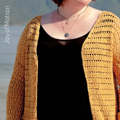 Free Crochet Cardigan Patterns: Summer Cardigan Crochet Pattern