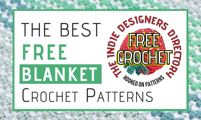 Free Blanket Crochet Patterns & Afghans