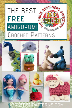 20 Easy and Adorable Crochet Toys That'll Melt Your Heart ... | 375x250