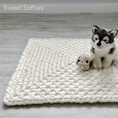 Merry-Go-Round Rug Crochet Pattern