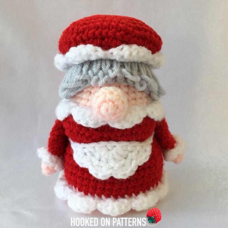 Christmas Crochet Idea:Crochet Christmas Ornament - Eve Gonk