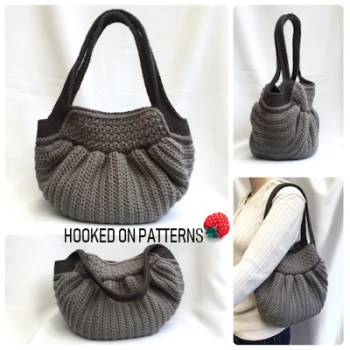 Audrey Hobo Bag Crochet Pattern