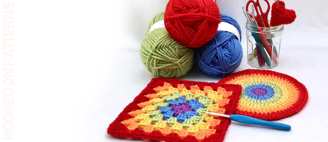 How To Learn Crochet - Beginners guide - Hooked On Patterns
