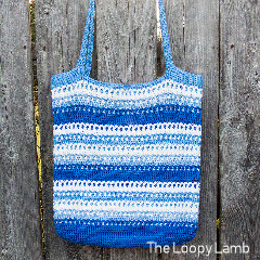 Vendbar Tote Bag Free Crochet Pattern