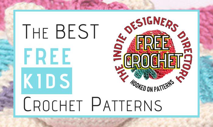 Free Kids Crochet Patterns