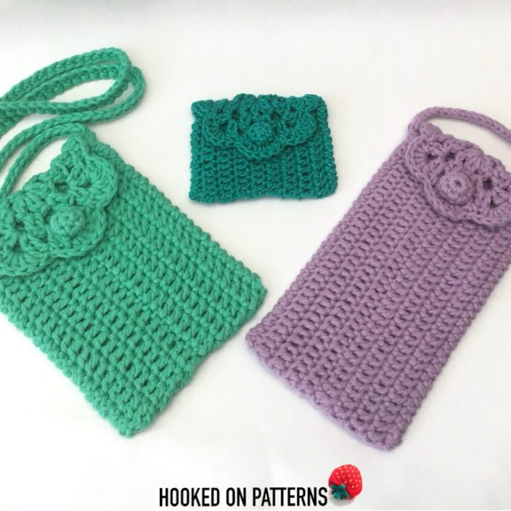 Bag, Purse & Case Crochet Pattern