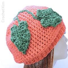 Pumpkin Patch Hat Free Crochet Pattern