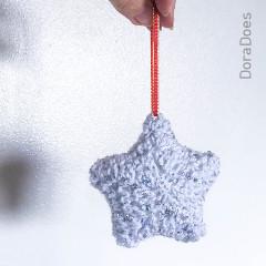 Twinkle Star Free Crochet Pattern