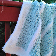 Winter Dreams Blanket Free Crochet Pattern
