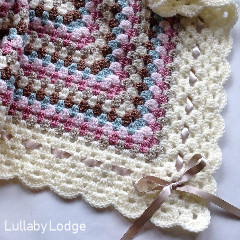The Beginners Blanket Free Crochet Pattern
