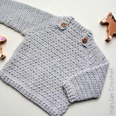 Lazy Day Jumper Free Crochet Pattern