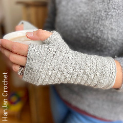 Mystical Mitts Free Crochet Pattern