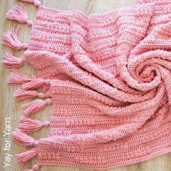 Peaceful Moments Afghan Free Crochet Pattern