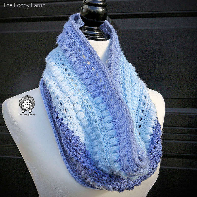 The Ava Cowl Free Crochet Pattern