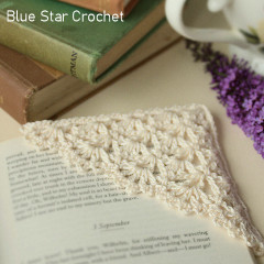 Lotte Lace Bookmark Free Crochet Pattern