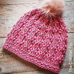 Go Wander Beanie Free Crochet Pattern