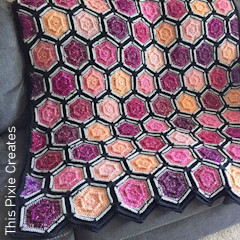 Thumbnail image of the Dusk to Dawn Afghan free crochet pattern