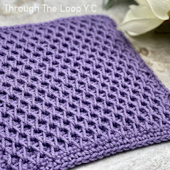 Thumbnail image of the Kindred Square free crochet pattern