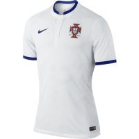 Portugal AUTHENTIC MATCH 14/15 Away Jersey