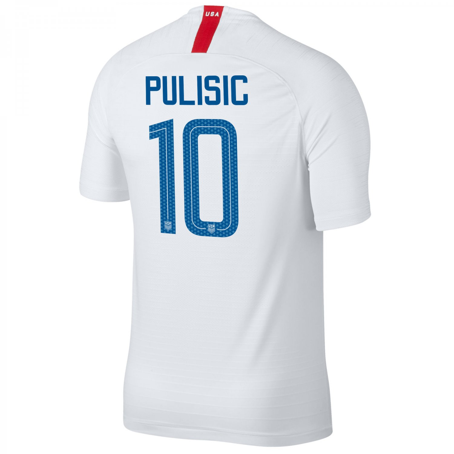 163e726e787 USA 2018 19 Pulisic  10 Youth Home jersey – Hooked on Soccer