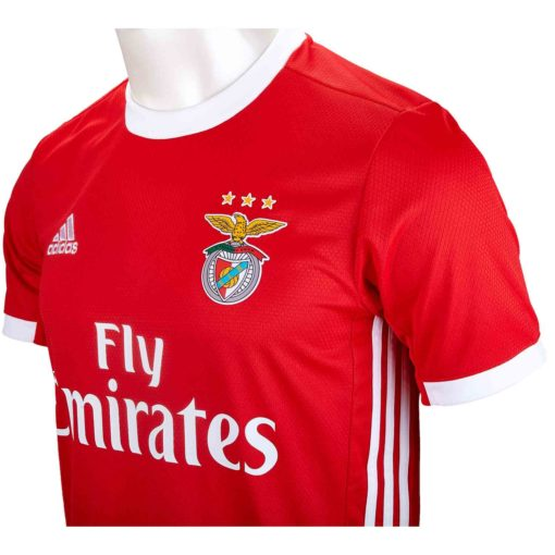 low priced b488e 72151 SL Benfica Adidas Home jersey 2019/20