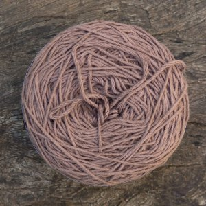 Wool Craft Brown 4ply