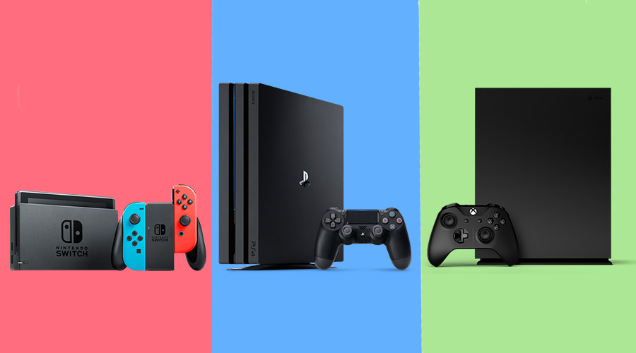 Xbox One Vs Ps4 Vs Switch Console And Game Sales Numbers 2020 Hooked On Tech