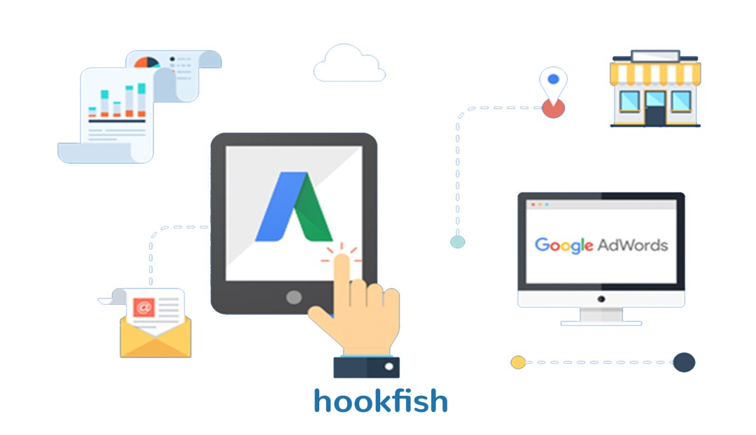 google adword tips form hookfish to become a good real estate agent