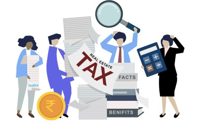 Facts about real estate taxes & benefit !!
