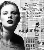 Taylor Swift and newspaper headlines