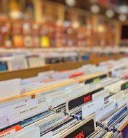 Records in record store