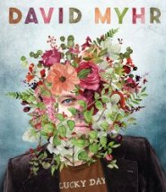David Myhr - Lucky Day album cover