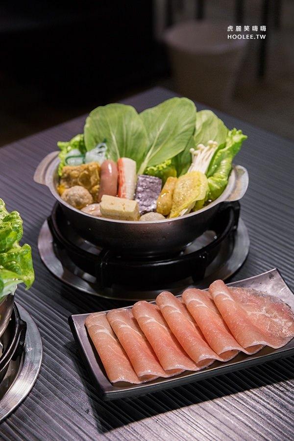 五鮮級 鳳山店 五鮮級豬肉壽喜鍋 (加肉+30) NTD149